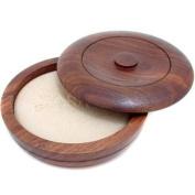 Shaving Soap w/ Bowl - Unscented ( For Sensitive Skin ), 95g/100ml