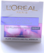 Loreal Collagen Re-Plumper Night Cream, 50ml