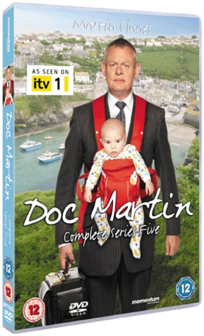 Doc Martin: Complete Series Five [Region 2] - DVD - New - Free Shipping.