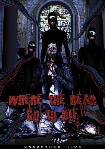Where the Dead Go to Die [Regions 1,4] - DVD - New - Free Shipping.