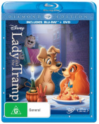 Lady and the Tramp [Region B] [Blu-ray]