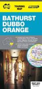 UBD Gregorys Bathurst Orange Dubbo Map 282 5th