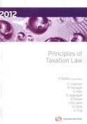 Principles of Taxation Law 2012