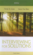 DVD for De Jong/Kim Berg's Interviewing for Solutions, 4th Ed