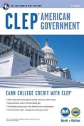 CLEP(R) American Government Book + Online
