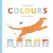 Animal Colours [Board book]
