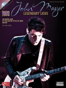 John Mayer Legendary Licks [With CD (Audio)]