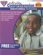 Everyday Comprehension Intervention Activites, Grade 2