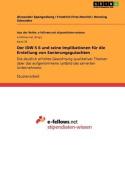 Der IDW S 6 Und Seine Implikationen Fur Die Erstellung Von Sanierungsgutachten