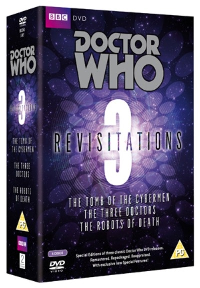 Doctor Who: Revisitations 3 [Region 2] - DVD - New - Free Shipping.