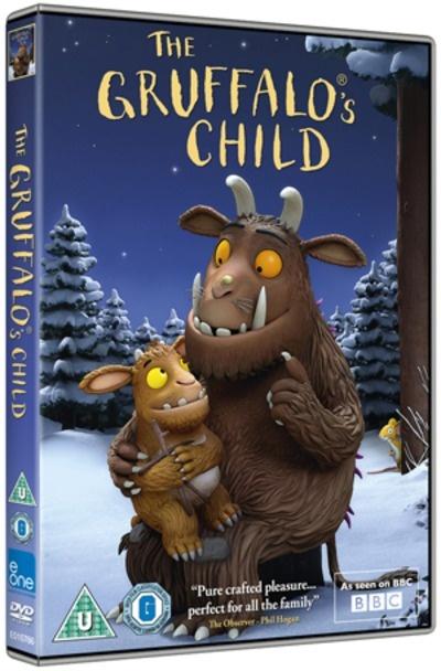 The Gruffalo's Child [Region 2] - DVD - New - Free Shipping.