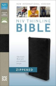 NIV Thinline Zippered Collection Bible
