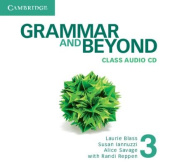 Grammar and Beyond Level 3 Class Audio CD  [Audio]