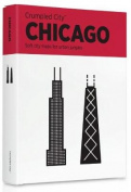 Chicago (Crumpled City Map)