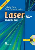 Laser A1+ Student's Book and CD-ROM Pack