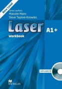 Laser 3rd edition A1+ Workbook without key Pack