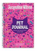 Jacqueline Wilson Pet Journal