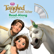 Disney Tangled Ever After - Read Along Book with CD