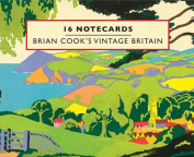Brian Cook's Vintage Britain:16 Notecards