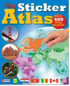 Flag Sticker Atlas