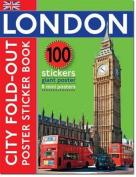 Fold-out London Sticker Book