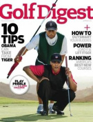Golf Digest (US) - 1 year subscription - 12 issues