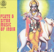 Flute & Sitar Music of India
