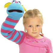 The Puppet Company - Knitted Puppets - Scorch Hand Puppet [Toy]
