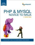 PHP & MySQL - Novice to Ninja 5e