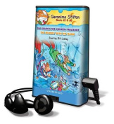 Geronimo Stilton Books 25 & 26  : The Search for Sunken Treasure/The Mummy with No Name  [Audio]