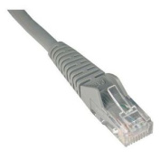 CAT6 Snagless Patch Cable, 14 ft., Gray