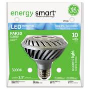 GE 75376 LED Light Bulb 10 Watt PAR30 Reflector