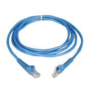 CAT6 Snagless Patch Cable, 7 ft, Blue