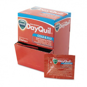 Dayquil BXDX-25 Cold & Flu LiquiCaps 25 Two-Packs-Box