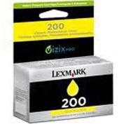 Lexmark 14L0088 200 - Ink Yellow