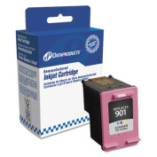 Dataproducts DPCC656AN Remanufactured Tri-Colour Inkjet Cartridge for HP 901 Ink