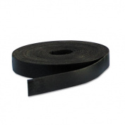 Mastervision FM2321 Magnetic Adhesive Tape Roll .5 in. x 50 Ft. Black