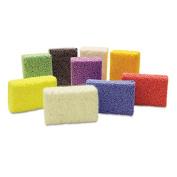 Creativity Street Squishy Foam Classpack, 9 Blocks