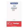 Physicianscare 90242 XPRESS First Aid Kit Refill Bandages .75 in. X3 in. Plastic 50-BX