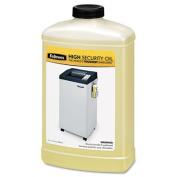 Shredder Oil, 32 oz. Bottle, For High Security Shredders