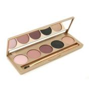 Jane Iredale Smoke Gets In Your Eyes Eye Shadow Kit (5x Eyeshadow + Application Brush) - 9g/10ml