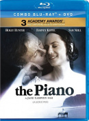 The Piano [Regions 1,4] [Blu-ray]