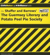 On Shaffer and Barrows' the Guernsey Literary and Potato Peel Pie Society (Cliffs Notes