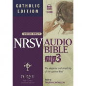 NRSV Audio Bible with Apocrypha Catholic Edition [Audio]