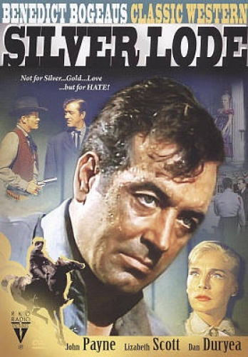 Silver Lode [Regions 1,2,3,4,5,6] - DVD - New - Free Shipping.