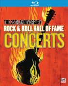 The 25th Anniversary Rock & Roll Hall of Fame Concerts [Region A] [Blu-ray]