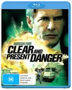 Clear and Present Danger [Region B] [Blu-ray]