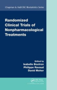 Randomized Clinical Trials of Nonpharmacological Treatments