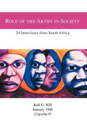 Role of the Artist in Society