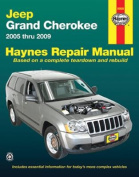 Jeep Grand Cherokee 2005 Thru 2009